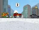 車と競い合うレーシングゲーム ホットロッドレーシング