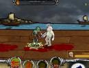ゾンビ戦士を操作して人間達を倒すアクション Undead Throne