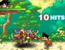 ドラゴンボールの格闘アクションゲーム ファイティングインビンシブル