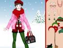 コージークリスマス ドレスアップ