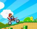 マリオバイクゲーム マリオモトクロスマニア 2