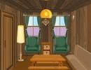 脱出ゲーム Beautiful wooden house escape