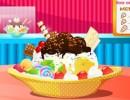 チョコレートバニラアイスクリーム