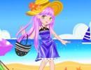 着せ替えゲーム マイサマービーチファッション