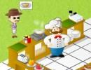 注文された料理を作って出す食べ物ゲーム ダイナーシェフ 3