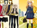 着せ替えゲーム ファッションコートガール