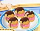 料理ゲーム アイスクリームパフ