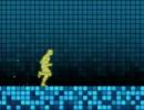 障害物を避けていくジャンプアクションゲーム サイバーラッシュ