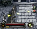 攻撃してくる敵を倒していく防衛ガンアクションゲーム リベンジオブロボッツ