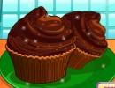 料理ゲーム ヌテラカップケーキ