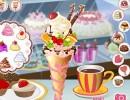アイスクリームデコレーションゲーム イレシスティブル アイスクリーム