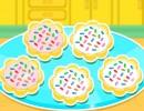料理ゲーム テイスティーシュガークッキー