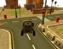 モンスタートラックで街を破壊していくカーアクション Crash it Smash it