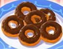 料理ゲーム スイートチョコレートドーナツ
