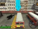 大型バスを指定された場所に駐車するパーキングゲーム ベストバス3Dパーキング