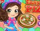 料理ゲーム イージーベイクピザ