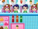 アイスクリーム屋さん経営ゲーム アイスクリームメーカーゲーム