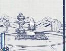 ロケット吹っ飛ばしゲーム プルートスペースクエスト