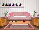 脱出ゲーム simple living room escape