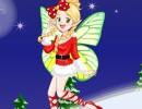 着せ替えゲーム クレバークリスマスフェアリー ドレスアップ
