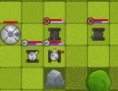戦車を設置して敵と戦う戦略シミュレーションゲーム RaTaTaTanks