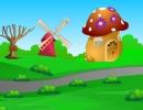脱出ゲーム Mushroom House Lion Escape