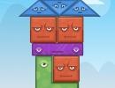 ブロックを落とさないように設置していくパズルゲーム ビルドバランス 2