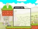 マウスで図形を描いて敵の攻撃を防ぐパズルゲーム セービング リトルエイリアン
