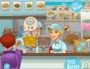 ファーストフード店の店員になって注文した商品を作るゲーム フレッシュバーガー