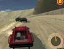 相手を妨害するマリオカート風の3Dレースゲーム フューリー レーシング