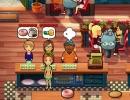 注文された商品を出していくカフェシミュレーション エミリー ニュー ビギニング