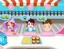 ファーストフード店経営シミュレーションゲーム キッズ フード ショップ