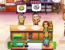 注文された商品を出していくカフェ経営ゲーム エミリー ミラクル オブ ライフ