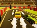 CPUと対戦する3Dレーシングゲーム 3D アリーナ レーシング