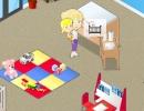 子供のお世話をしていくお仕事ゲーム フレンジー ベビーシッター 2