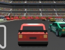 CPUとレースする3Dレースゲーム ピクセル レーシング 3D