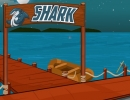 脱出ゲーム Shark Attack Hunting Fish