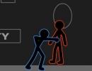 棒人間の格闘アクションゲーム エレメント ファイターズ