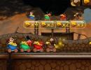 トロッコに乗って金塊をゲットしていくゲーム ゴールド ディガーズ アドベンチャー