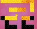 ステージ上の全てのブロックに触れていくアクションパズル ローム メイズ