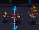 攻めて来る敵を銃で倒す防衛アクションゲーム モダン コンバット ディフェンス