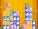 ブロックを消しておもちゃ等を下へ到達させるパズルゲーム トイ ファクトリー
