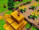 ウサギの3Dアクションアドベンチャーゲーム バニー アドベンチャー 3D
