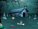 脱出ゲーム Escape From Graveyard