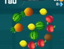 ナイフを投げてフルーツに当てていくゲーム フルーツ マスター オンライン