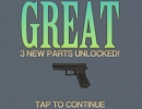 パーツを組み合わせて銃を作っていくゲーム ガン ビルダー 2