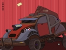 脱出ゲーム Monster Car Rescue