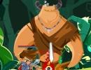 クリックで敵を倒してヒーローを強化するクリッカゲーム ヒーローズ ジャーニー