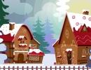 脱出ゲーム Christmas Gingerhouse Pet Escape