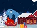脱出ゲーム Santa Christmas Gift Escape